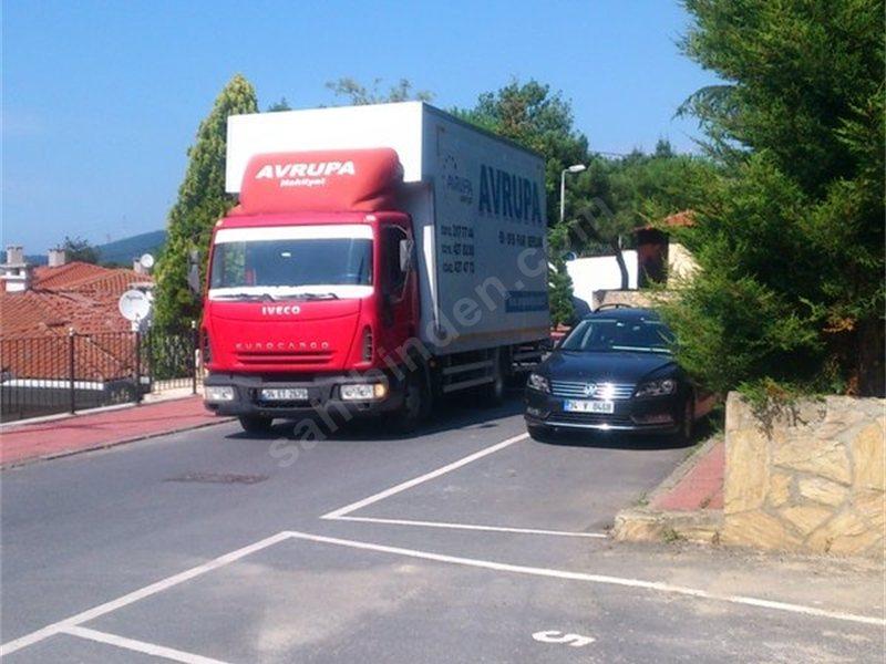 Akdeniz Bölgesine Taşımacılık